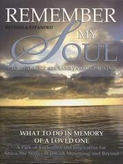 Cover of: Remember My Soul | Lori Palatnik