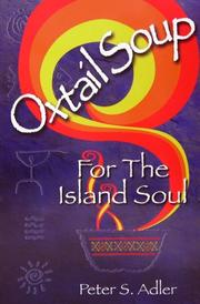 Cover of: Oxtail soup | Peter S. Adler