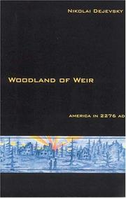 Cover of: Woodland of Weir | Nikolai Dejevsky