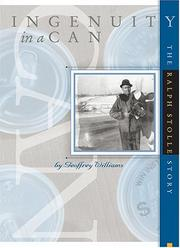 Cover of: Ingenuity In A Can | Geoffrey Williams