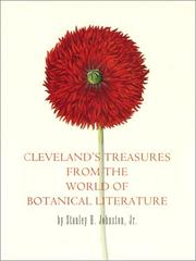 Cover of: Cleveland's treasures from the world of botanical literature