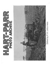 Cover of: Hart-Parr Photo Archive | Peter Letourneau