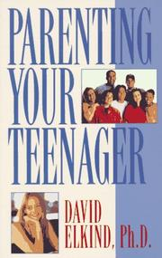 Cover of: Parenting your teenager