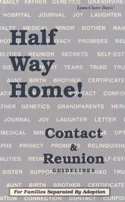Cover of: Half way home!