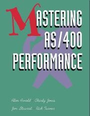 Mastering As/400 Performance by Charly Jones, Jim Stewart, Rick Turner