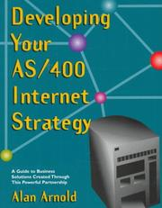 Cover of: Developing your AS/400 Internet strategy