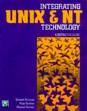 Integrating Unix and NT Technology by Emmett Dulaney, Sharon Sankar, Vijay Sankar