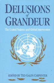 Cover of: Delusions of Grandeur: The United Nations and Global Intervention