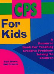 Cover of: Cps for Kids | Bob Eberle