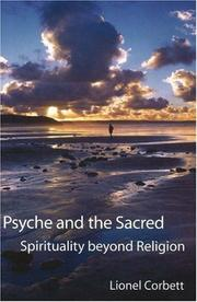 Cover of: Psyche and the Sacred