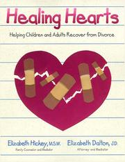 Cover of: Healing hearts