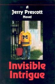 Cover of: Invisible intrigue