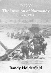 Cover of: D-DAY (History at a Glance)