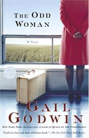 Cover of: The odd woman