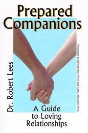 Cover of: Prepared Companions | Dr. Robert Lees