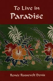 Cover of: To live in paradise