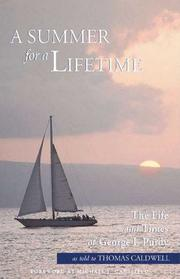 Cover of: A summer for a lifetime