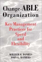 Change-ABLE organization