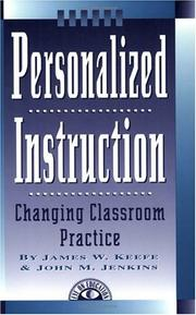 Cover of: Personalized Instruction