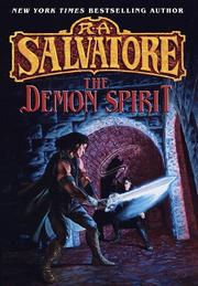 Cover of: The demon spirit | R. A. Salvatore