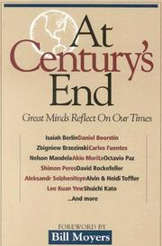 Cover of: At Century's End