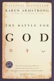 Cover of: The battle for God
