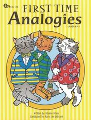 Cover of: First Time Analogies