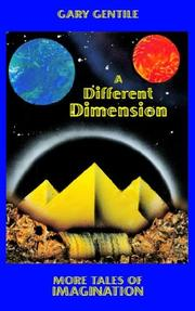 Cover of: A Different Dimension