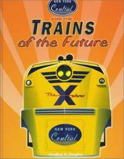 Cover of: New York Central and the trains of the future