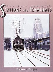 Cover of: New York Central's stations and terminals