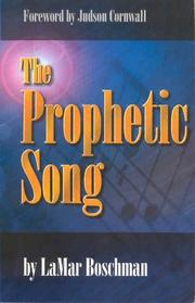 Cover of: The Prophetic Song