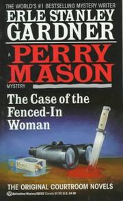 Cover of: The case of the fenced-in woman