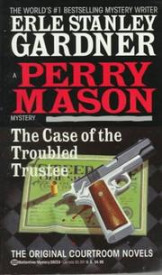 Cover of: The case of the troubled trustee