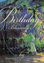 Cover of: A Birthday Blessing