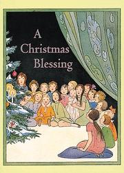 Cover of: A Christmas blessing