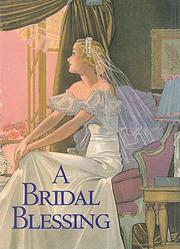 Cover of: A bridal blessing