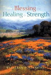 Cover of: A blessing of healing & strength