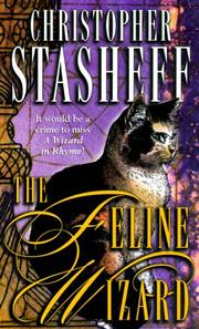 Cover of: The feline wizard | Christopher Stasheff