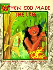 Cover of: When God Made the Tree