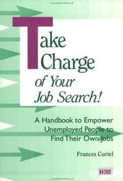 Cover of: Take charge of your job search!