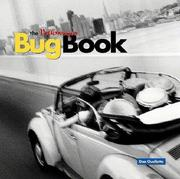 Cover of: The Volkswagen Bug Book | Dan Ouellette