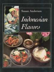 Cover of: Indonesian flavors