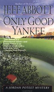 Cover of: Only Good Yankee (A Jordan Poteet Mystery)