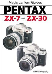 Cover of: Pentax ZX-7 and ZX-30