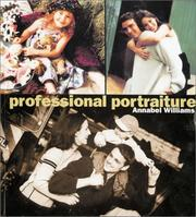 Cover of: Professional Portraiture | Annabel Williams