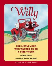 Cover of: Willy | Don Estes