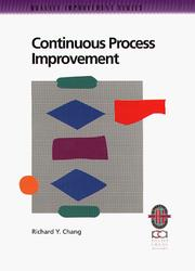 Cover of: Continuous process improvement