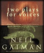 Cover of: Two Plays for Voices
