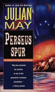 Cover of: Perseus Spur by Julian May