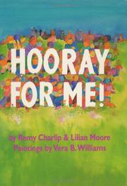 Cover of: Hooray for me!